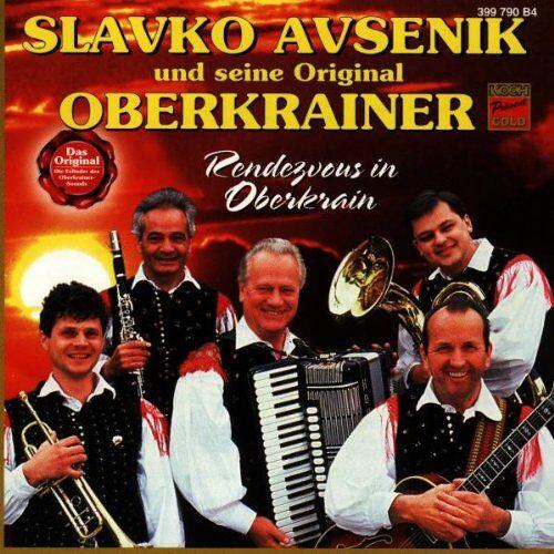 Avsenik, Slavko und Seine Original Oberkrainer - Rendezvous in Oberkrain - Preis vom 20.10.2020 04:55:35 h