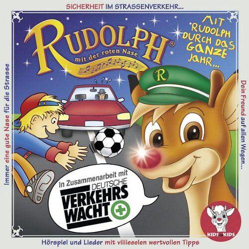 Rudolph mit der Roten Nase - Rudolph(r) mit der roten Nase - Dein Freund auf allen Wegen - Preis vom 09.07.2020 04:57:14 h