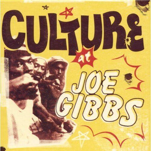 Culture - Culture at Joe Gibbs (Box-Set) - Preis vom 18.04.2021 04:52:10 h