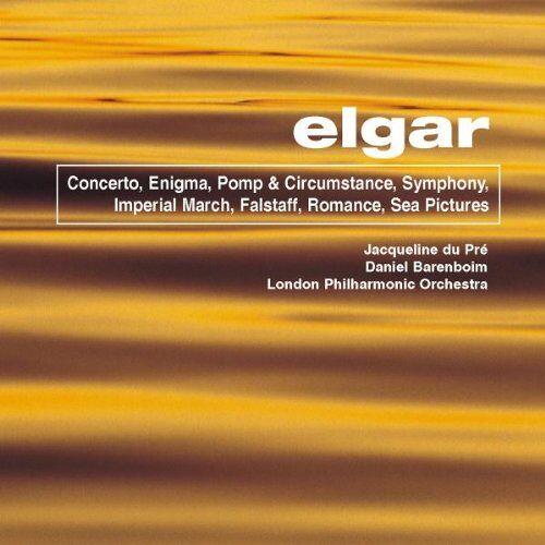 d. Barenboim - Edward Elgar-Hmv Box Set - Preis vom 02.06.2020 05:03:09 h