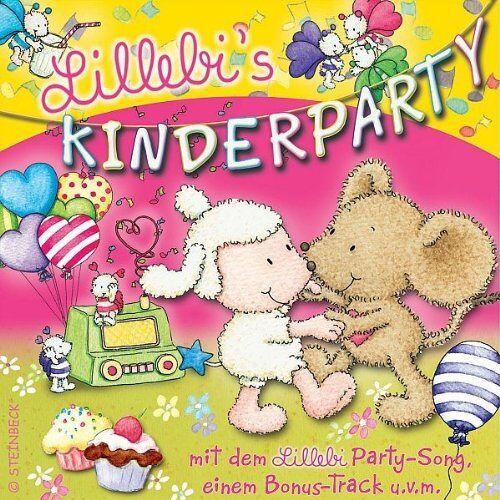 Lillebi - Lillebi'S Kinderparty - Preis vom 20.10.2020 04:55:35 h