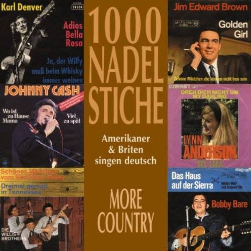 Various - 1000 Nadelstiche - Vol.7: More Country - Preis vom 05.09.2020 04:49:05 h