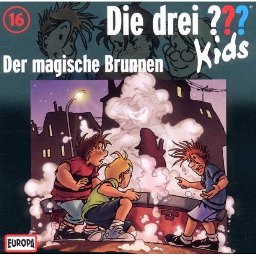 Die Drei ??? Kids - 016/Der Magische Brunnen - Preis vom 16.04.2021 04:54:32 h