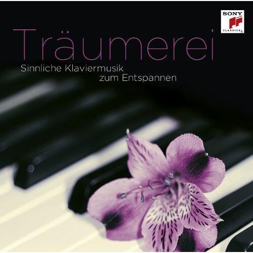 Various - Träumerei - Sinnliche Klaviermusik zum Entspannen - Preis vom 20.10.2020 04:55:35 h