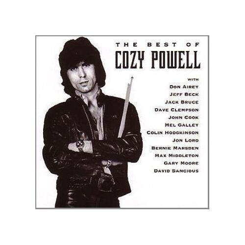 Cozy Powell - Best of Cozy Powell - Preis vom 21.04.2021 04:48:01 h