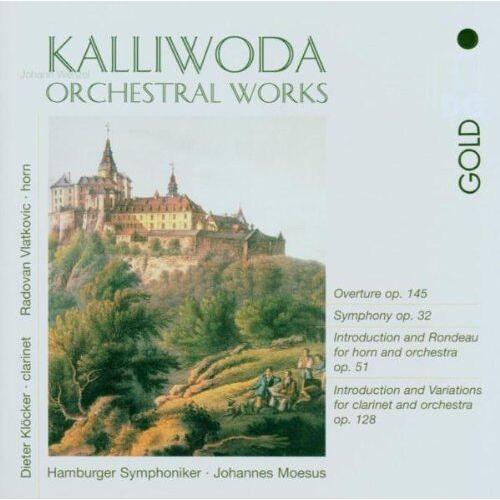 Klöcker - J. W. Kalliwoda - 'Orchestral Works' (Orchesterwerke) - Preis vom 06.05.2021 04:54:26 h