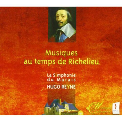Hugo Reyne - Musiques au Temps de Richelieu - Preis vom 10.05.2021 04:48:42 h