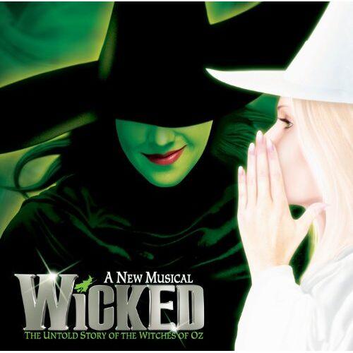 Broadways Original Cast - Wicked (Broadway Musical) - Preis vom 28.02.2021 06:03:40 h