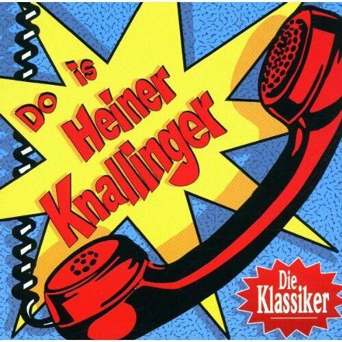 Knallinger - Do Is Heiner Knallinger - Preis vom 20.10.2020 04:55:35 h