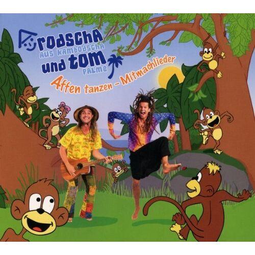 Rodscha aus Kambodscha und Tom Palme - Affen Tanzen - Preis vom 08.05.2021 04:52:27 h