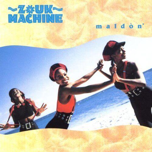 Zouk Machine - Maldon - Preis vom 05.09.2020 04:49:05 h