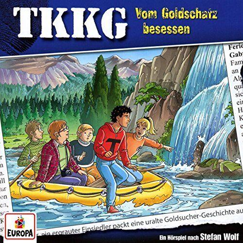 Tkkg - 201/Vom Goldschatz besessen - Preis vom 14.05.2021 04:51:20 h