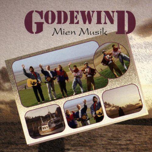 Godewind - Mien Musik - Preis vom 20.10.2020 04:55:35 h