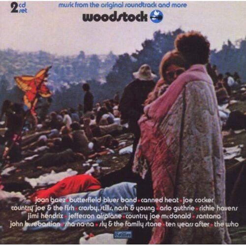 Ost - Woodstock Vol.1 - Preis vom 21.04.2021 04:48:01 h