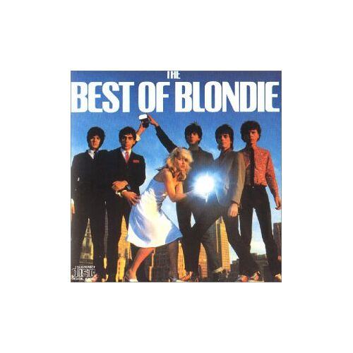 Blondie - Best of Blondie - Preis vom 14.05.2021 04:51:20 h