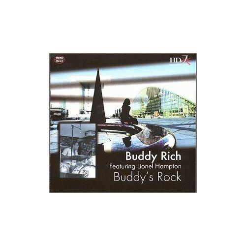Buddy Rich - Buddy's Rock - Preis vom 15.10.2020 04:56:03 h