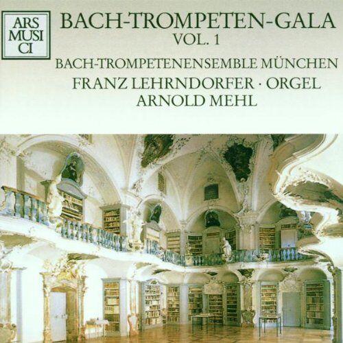 Lehrndorfer - Bach-Trompeten-Gala Vol. 1 - Preis vom 21.04.2021 04:48:01 h