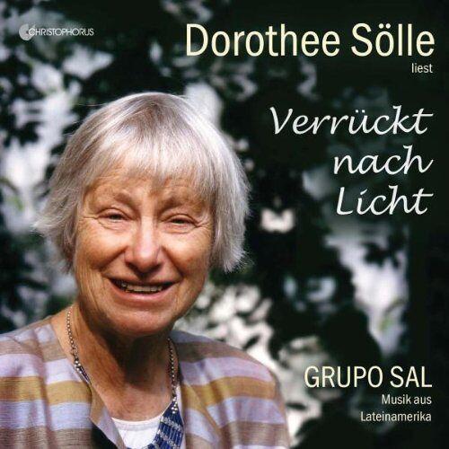 Dorothee Sölle - Verrückt nach Licht - Eine Lesung von Dorothee Sölle - Preis vom 17.04.2021 04:51:59 h