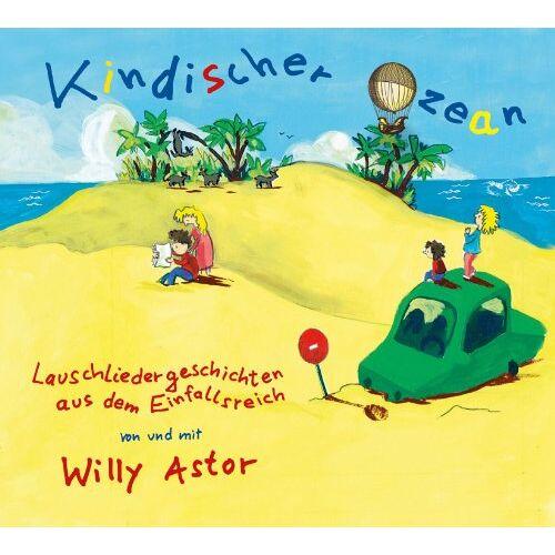 Willy Astor - Kindischer Ozean - Preis vom 28.02.2021 06:03:40 h