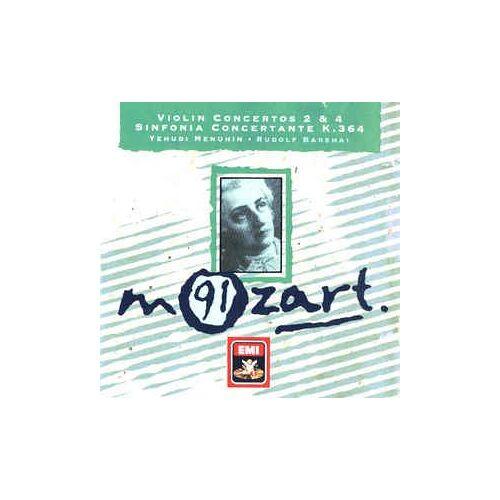 Mozart - Violin Concerti 2 & 4 - Preis vom 14.05.2021 04:51:20 h