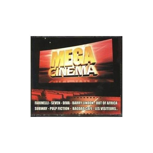 V.a.- Mega Cinema - Mega Cinema - Preis vom 20.10.2020 04:55:35 h
