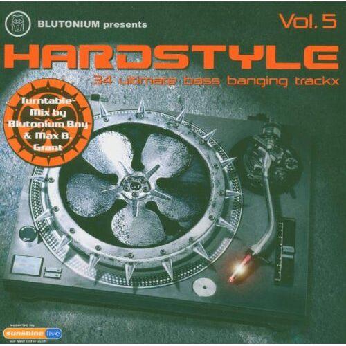 Various - Hardstyle Vol.5 - Preis vom 13.05.2021 04:51:36 h