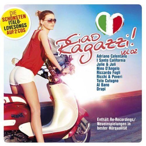 Various - Ciao Ragazzi! Vol.02 - Preis vom 16.04.2021 04:54:32 h
