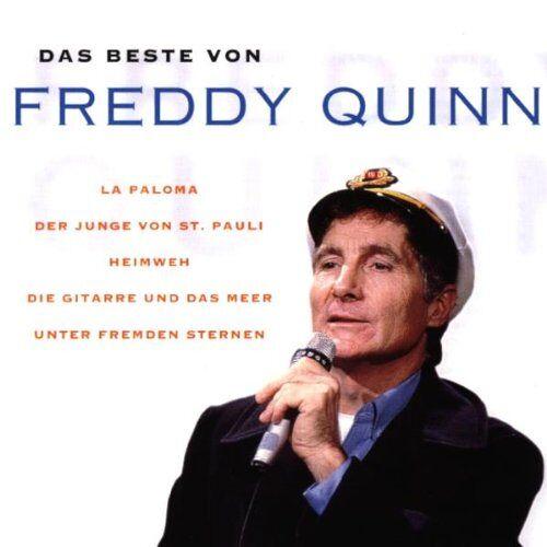Freddy Quinn - Das Beste Von Freddy Quinn - Preis vom 18.04.2021 04:52:10 h
