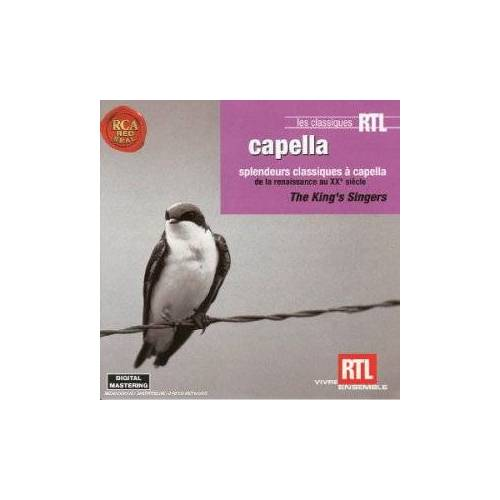 the King'S Singers - Capella - Preis vom 17.02.2020 06:01:42 h