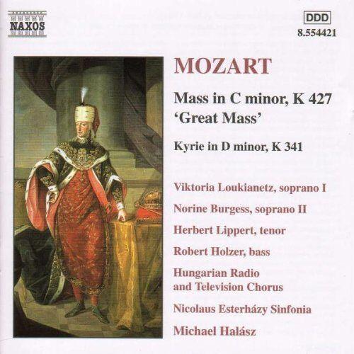 Michael Halasz - Messe C Moll / Grosse Messe - Preis vom 05.09.2020 04:49:05 h