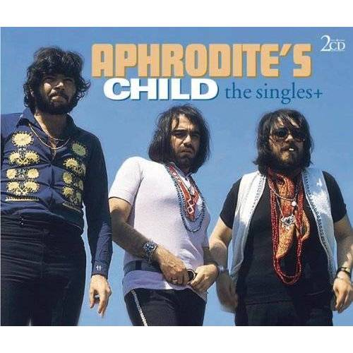 Aphrodite'S Child - The Singles/+ - Preis vom 23.01.2020 06:02:57 h