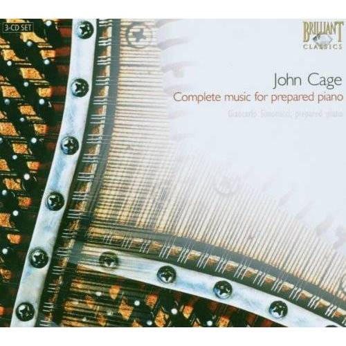 John Cage - Cage: Complete Music for Prepared Piano - Preis vom 07.05.2021 04:52:30 h