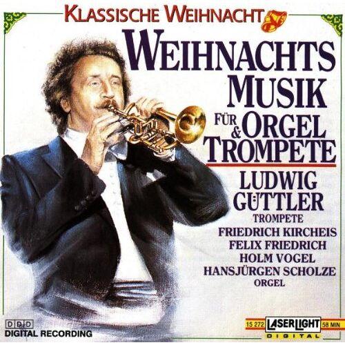 Güttler - Weihnachtsmusik für Orgel und Trompete - Preis vom 14.01.2021 05:56:14 h