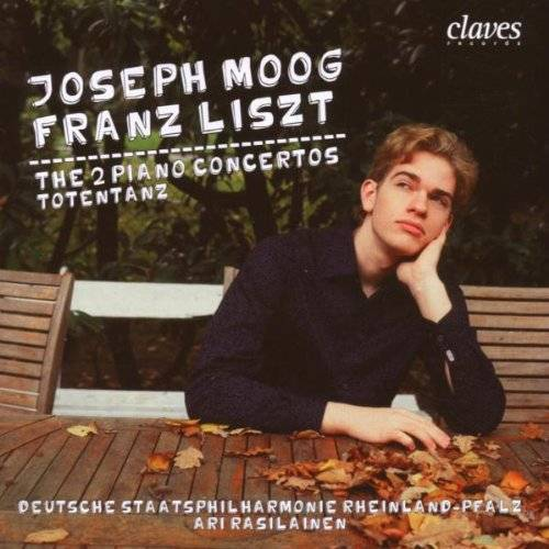 Joseph Moog - Klavierkonzerte/Totentanz - Preis vom 05.05.2021 04:54:13 h