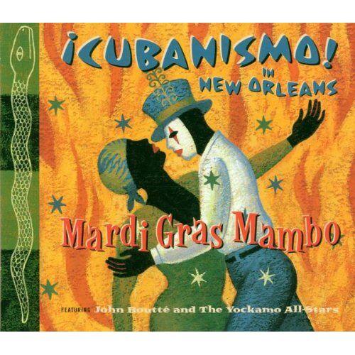Cubanismo! Feat.John Boutte & - Mardi Gras Mambo - Preis vom 19.04.2021 04:48:35 h