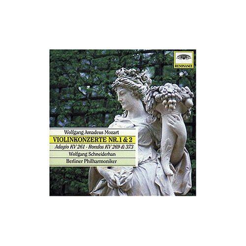 Schneiderhan - Violinkonzerte 1+2 - Preis vom 07.03.2021 06:00:26 h