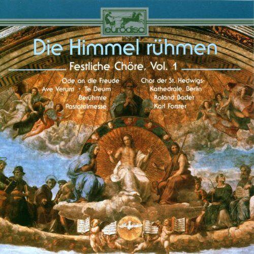 Various - Festliche Chöre Vol. 1 - Preis vom 18.04.2021 04:52:10 h