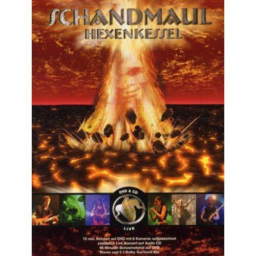 Schandmaul - Hexenkessel (CD + DVD) - Preis vom 07.05.2021 04:52:30 h