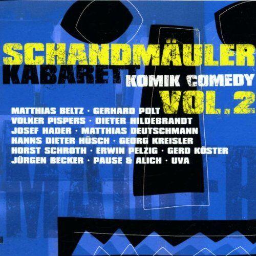 Various - Schandmäuler (Vol. 2) - Preis vom 14.05.2021 04:51:20 h
