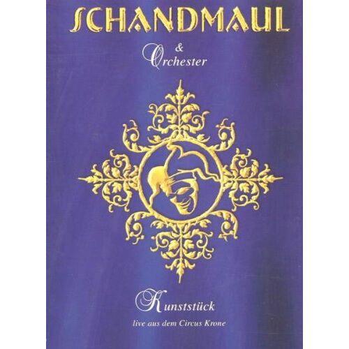 Schandmaul - Schandmaul & Orchester - Kunststück: Live aus dem Circus Krone - Preis vom 05.03.2021 05:56:49 h