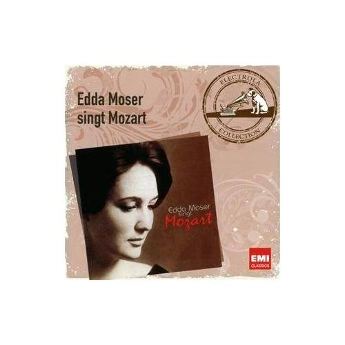 Edda Moser - Edda Moser Singt Mozart - Preis vom 20.10.2020 04:55:35 h