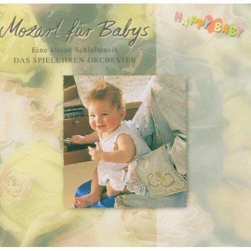 Achim Perleberg - Happy Baby/Mozart für Babys - Preis vom 20.10.2020 04:55:35 h
