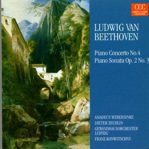 d. Zechlin - Klavierkonzert 4 / Sonate - Preis vom 20.10.2020 04:55:35 h