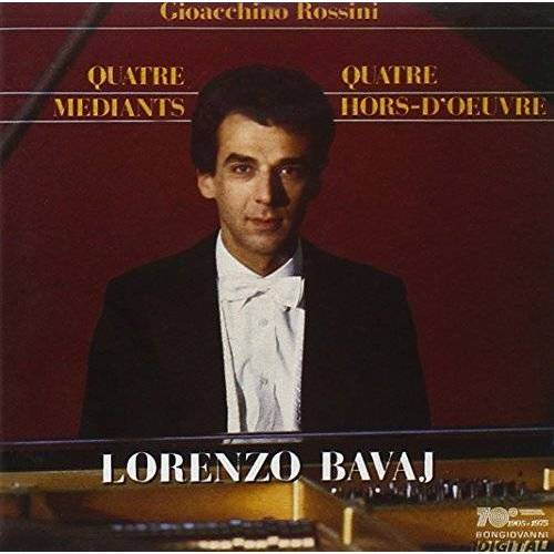 Klavier Bavaj - Quatre Mediants - Preis vom 17.04.2021 04:51:59 h