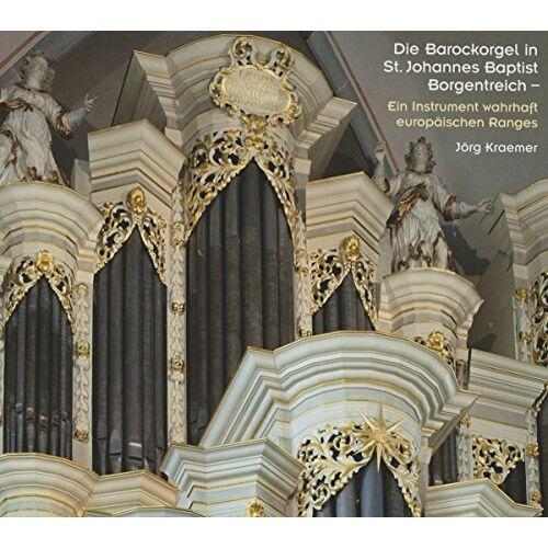 J?Rg Kraemer - Barockorgel St.Johannes Baptist - Preis vom 08.12.2019 05:57:03 h