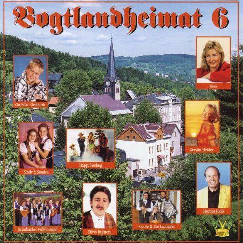 Various - Vogtlandheimat 6 - Preis vom 17.05.2020 05:01:12 h