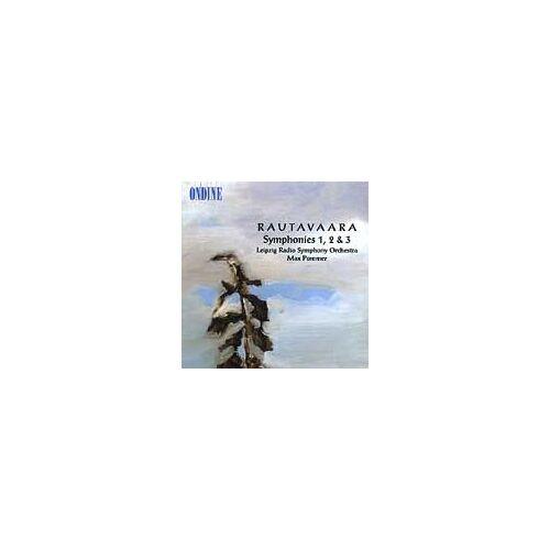 Max Pommer - Rautavaara Sinfonien 1-3 Pommer - Preis vom 04.10.2020 04:46:22 h