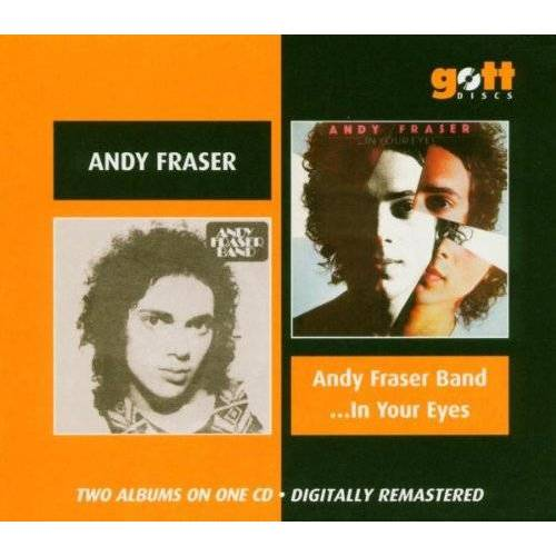 Andy Fraser - Andy Fraser Band/...in Your Eyes - Preis vom 05.05.2021 04:54:13 h