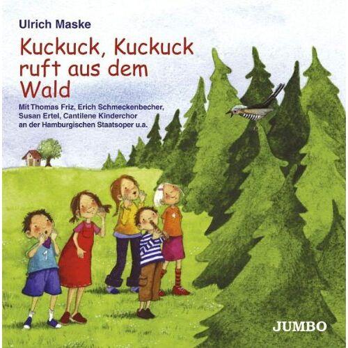 Ulrich Maske - Kuckuck,Kuckuck Ruft aus dem Wald - Preis vom 13.04.2021 04:49:48 h