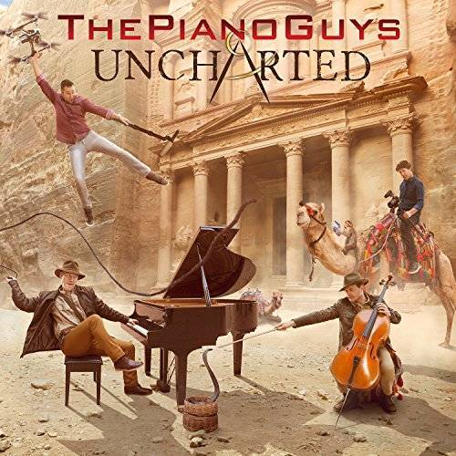 The Piano Guys - Uncharted - Preis vom 25.01.2021 05:57:21 h